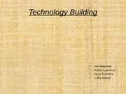 Technology Building(2)