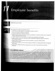 ACC203_T3_2016_v1_Reading_UAAS_by_Loftus_Chapter_11_Employee_Benefits