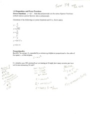 Lecture 9 Notes (MATH M-119; Brief Survey of Calculus I, Staff)