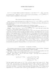 1 2 TENGREN ZHANG Another Hermitian form on H n X Let p q = n 2 j ...