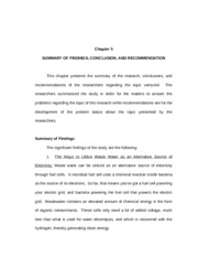 Check list   research dissertation model chapter        Oxbridge Essays New ways to collect data