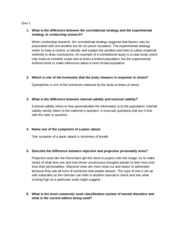 """reaction paper on anxiety disorders Fight or flight response is protective when danger threatens 2 however, when triggered by """"inappropriate"""" situations, or when it is too severe or long-lasting, this response can be disabling and can lead to the development of anx- iety disorders ii anxiety disorders a anxiety disorders are the most common mental."""
