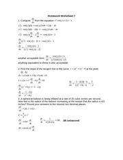 HomeworkWorksheet7Solutions