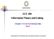 Information Theory Chapter_7_PartI