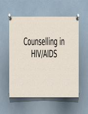counselling for hiv.pptx