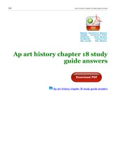 ap-art-history-chapter-18-study-guide-answers