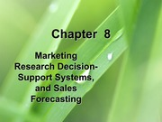 Lecture Slides Chapter 8