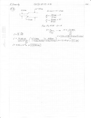 Homework 9 Solution on Mechanics of Materials