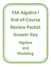 2017-MAFS-A1-EOC-Review-Algebra-and-Modeling-Answer-Key