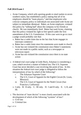 BLAW 2013: Exam 1 with  Answers
