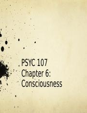 upload Ch6 consciousness part 1 cont(1) (1)