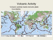 Planet Unit 2 Volcanoes March 5th