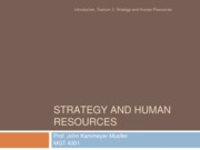 I.2-Strategy and HR