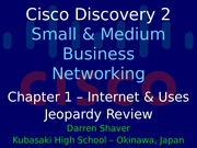 CCNA_Disc2_Jeopardy_Review_Chap1