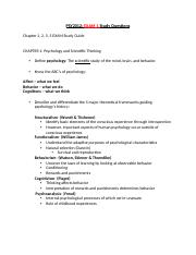 PSY2012 EXAM #1 Study Guide.docx