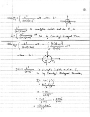 Math 122 Differential Calculus homework