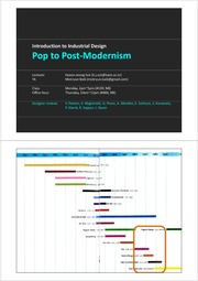 week12-Pop to Post-modernism