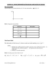 2 Basic Differentiation Rules Student.pdf
