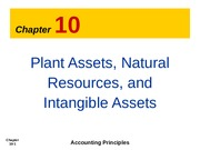 ch10_Accounting for Assets