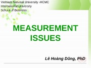 BA-IU-BRM-W7-8-Measurement issues-26-10-2011