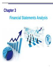Chapter 3_Financial Statements Analysis and Financial Models_2017.pptx