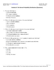06 Question-Answer Sheet