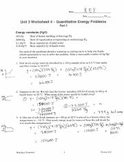 quantitative_heat_problems_answers - Name Date Pd Unit 3 ...