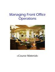 dlscrib com_managing-front-office-operations pdf - Managing