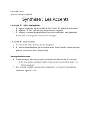 Synthèse - Les accents.docx