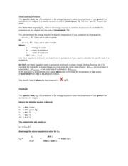 Heat Capacity Definitions-2