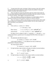 solutions to assignments-2013