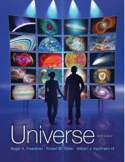Pdf 30 Pdf Tenth Edition Universe Tenth Edition Universe Roger A Freedman Robert M Geller University Of California Santa Barbara University Of Course Hero