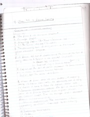 BUSI 105 -chapter 10  notes II