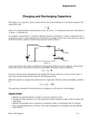 Lab # 5 - Charging and Discharging Capacitors, Winter 2016.pdf