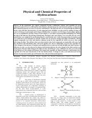 Physical and Chemical Properties of Hydrocarbon.docx