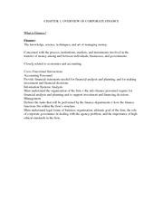 CHAPTER 1 - Reading Notes