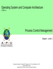 11_Operating Sytems-Process Control.ppt