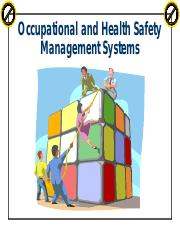 Chapter 7 OccupationalHealthandSafety [Compatibility Mode]