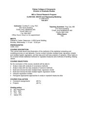 CLIN51532_Syllabus_Fall2011