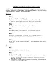 Stats Study Guide answers.pdf