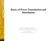 L#2-Basics of Power Transmission and Distribution