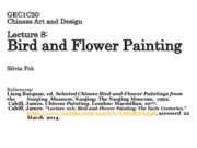 GEC1C20_L8_Bird&Flower_Painting