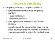 8-Lecture 4-2010 complexity