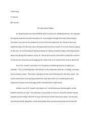Essay about the posh guy.pdf