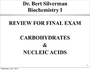 CHEM 1515 Final Review powerpoint