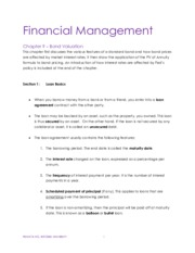 Financial Management - Chapter 9(1)