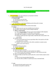 soc131 mid-term study guide