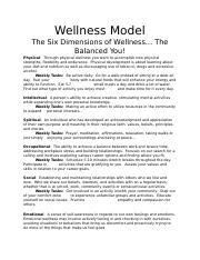 Advocacy Project Wellness Model Flyer (1)