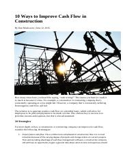 10 Ways to Improve Cash Flow in Construction.pdf