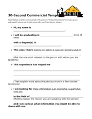 30-Second Commercial Template (2).docx